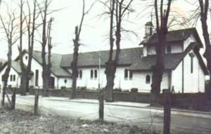 Het witte Kerkje in 1960