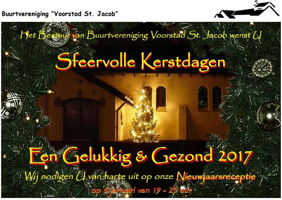 Kerstwens Witte Kerkje